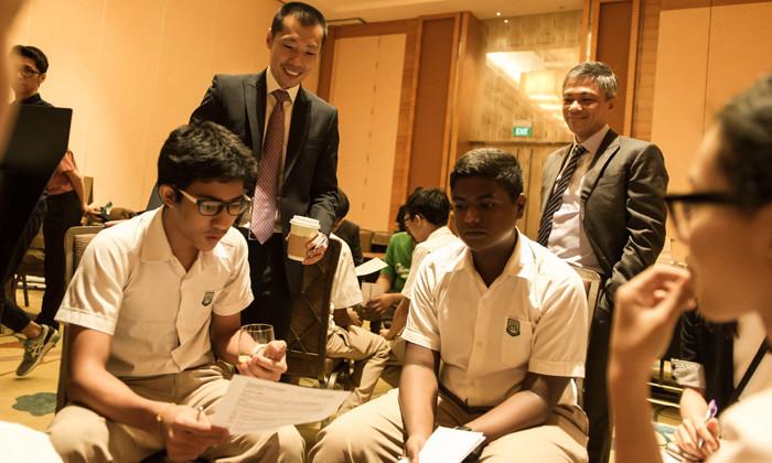 csr charities singapore
